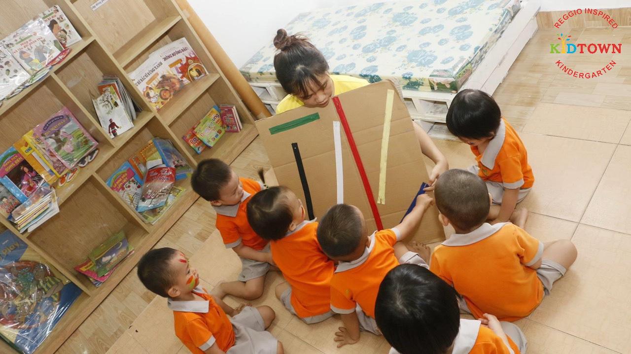 Hoạt động giảng dạy